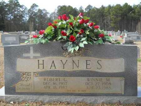 HAYNES, ROBERT GLADNEY - Webster County, Louisiana | ROBERT GLADNEY HAYNES - Louisiana Gravestone Photos