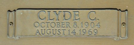 HENDERSON, CLYDE C (CLOSE UP) - Webster County, Louisiana   CLYDE C (CLOSE UP) HENDERSON - Louisiana Gravestone Photos