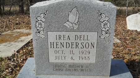 HENDERSON, IREA DELL - Webster County, Louisiana   IREA DELL HENDERSON - Louisiana Gravestone Photos
