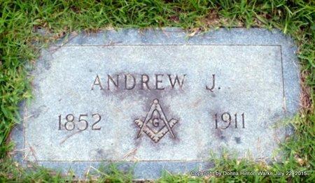 HERRICK, ANDREW JACKSON - Webster County, Louisiana   ANDREW JACKSON HERRICK - Louisiana Gravestone Photos
