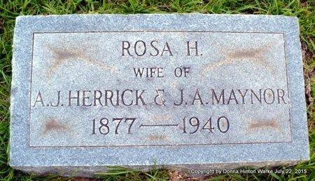 HERRICK, ROSA H - Webster County, Louisiana   ROSA H HERRICK - Louisiana Gravestone Photos