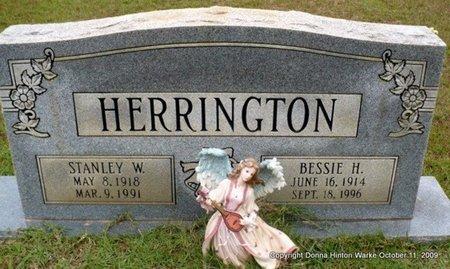 HERRINGTON, MYRTLE BESSIE - Webster County, Louisiana | MYRTLE BESSIE HERRINGTON - Louisiana Gravestone Photos