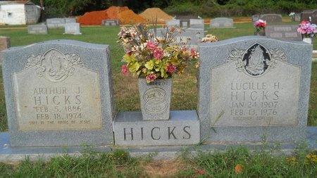 HICKS, LUCILLE H - Webster County, Louisiana   LUCILLE H HICKS - Louisiana Gravestone Photos