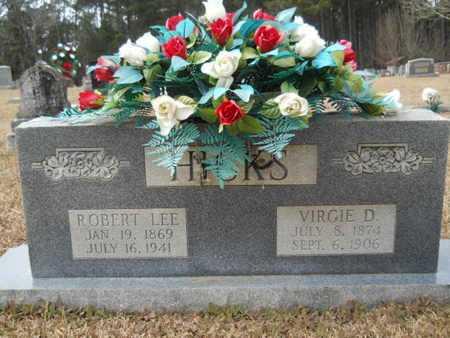 HICKS, VIRGIE DOVIE - Webster County, Louisiana | VIRGIE DOVIE HICKS - Louisiana Gravestone Photos