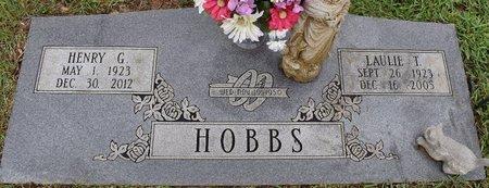 HOBBS, HENRY GRADY - Webster County, Louisiana | HENRY GRADY HOBBS - Louisiana Gravestone Photos