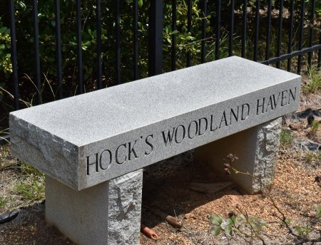 HOCK, WOODLAND HAVEN BENCH - Webster County, Louisiana | WOODLAND HAVEN BENCH HOCK - Louisiana Gravestone Photos
