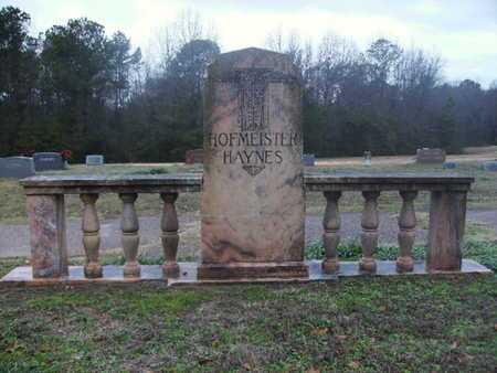 HAYNES, MONUMENT - Webster County, Louisiana | MONUMENT HAYNES - Louisiana Gravestone Photos