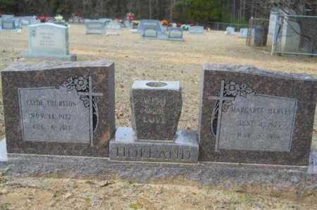 HOLLAND, MARGARET - Webster County, Louisiana   MARGARET HOLLAND - Louisiana Gravestone Photos