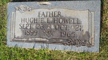 HOWELL, HUGHIE L - Webster County, Louisiana   HUGHIE L HOWELL - Louisiana Gravestone Photos