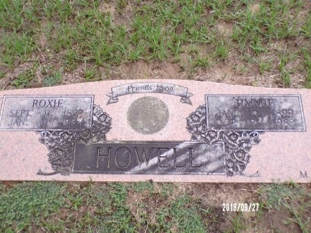 HOWELL, ROXIE - Webster County, Louisiana | ROXIE HOWELL - Louisiana Gravestone Photos