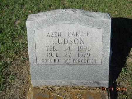 HUDSON, AZZIE - Webster County, Louisiana | AZZIE HUDSON - Louisiana Gravestone Photos