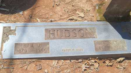 HUDSON, BEN F - Webster County, Louisiana | BEN F HUDSON - Louisiana Gravestone Photos