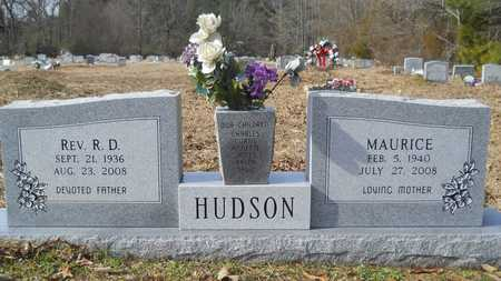 HUDSON, MAURICE - Webster County, Louisiana | MAURICE HUDSON - Louisiana Gravestone Photos