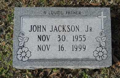JACKSON, JOHN, JR - Webster County, Louisiana | JOHN, JR JACKSON - Louisiana Gravestone Photos