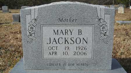 JACKSON, MARY B - Webster County, Louisiana | MARY B JACKSON - Louisiana Gravestone Photos