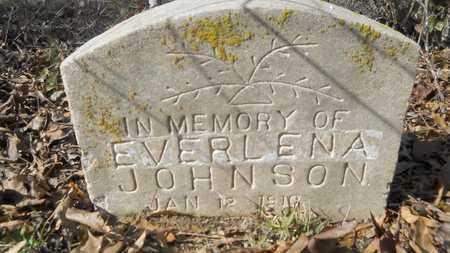 JOHNSON, EVERLENA - Webster County, Louisiana | EVERLENA JOHNSON - Louisiana Gravestone Photos