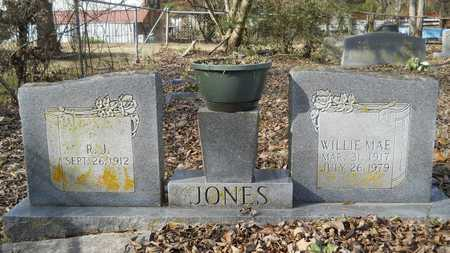 JONES, WILLIE MAE - Webster County, Louisiana | WILLIE MAE JONES - Louisiana Gravestone Photos