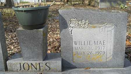 JONES, WILLIE MAE (CLOSE UP) - Webster County, Louisiana | WILLIE MAE (CLOSE UP) JONES - Louisiana Gravestone Photos