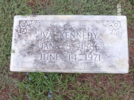 KENNEDY, IVA - Webster County, Louisiana | IVA KENNEDY - Louisiana Gravestone Photos