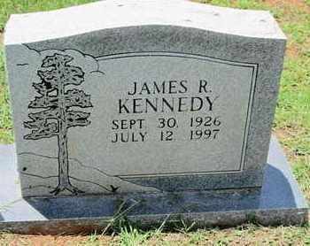 KENNEDY, JAMES R - Webster County, Louisiana   JAMES R KENNEDY - Louisiana Gravestone Photos