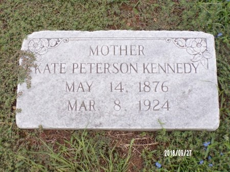 KENNEDY, KATE - Webster County, Louisiana | KATE KENNEDY - Louisiana Gravestone Photos