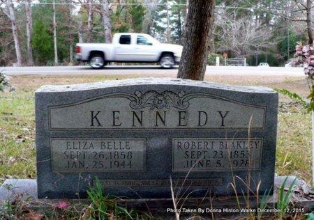KENNEDY, ELIZA BELLE - Webster County, Louisiana | ELIZA BELLE KENNEDY - Louisiana Gravestone Photos
