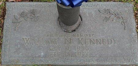 KENNEDY, WILLIAM N - Webster County, Louisiana | WILLIAM N KENNEDY - Louisiana Gravestone Photos
