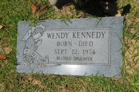 KENNEDY, WENDY - Webster County, Louisiana | WENDY KENNEDY - Louisiana Gravestone Photos