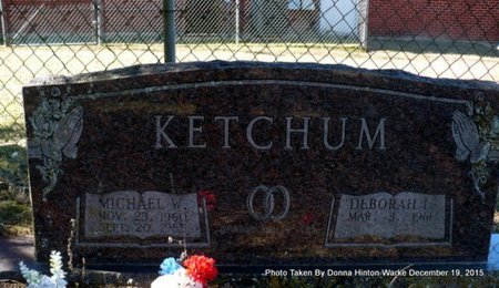 KETCHUM, MICHAEL W - Webster County, Louisiana | MICHAEL W KETCHUM - Louisiana Gravestone Photos