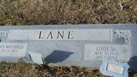 LANE, ALICE MAE - Webster County, Louisiana | ALICE MAE LANE - Louisiana Gravestone Photos