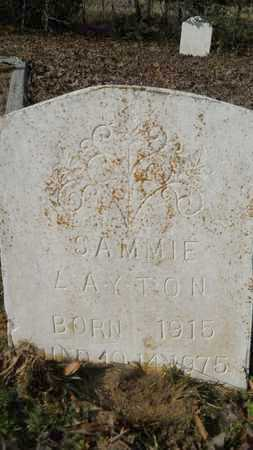LAYTON, SAMMIE - Webster County, Louisiana | SAMMIE LAYTON - Louisiana Gravestone Photos
