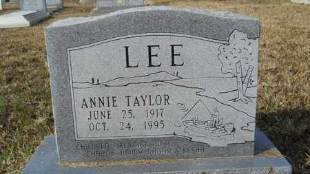 LEE, ANNIE - Webster County, Louisiana | ANNIE LEE - Louisiana Gravestone Photos