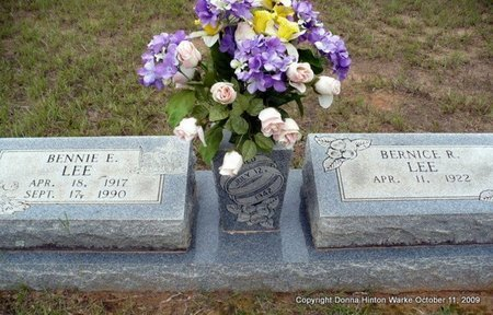 LEE, BENNIE EDWARD - Webster County, Louisiana | BENNIE EDWARD LEE - Louisiana Gravestone Photos