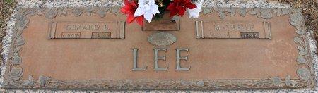 LEE, MAYBELLE - Webster County, Louisiana | MAYBELLE LEE - Louisiana Gravestone Photos