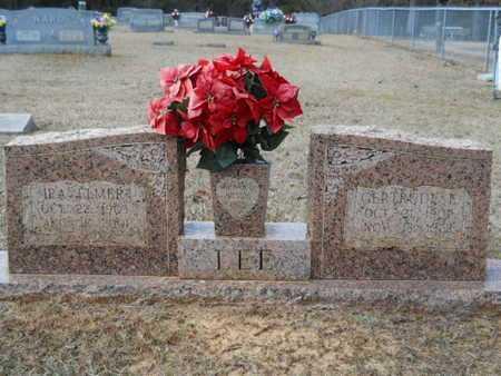 LEE, GERTRUDE L - Webster County, Louisiana | GERTRUDE L LEE - Louisiana Gravestone Photos