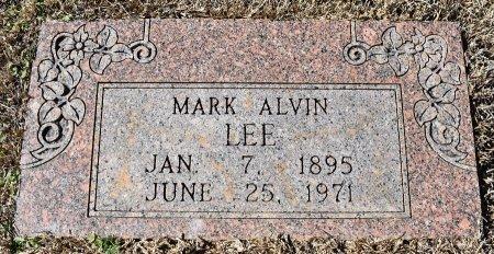LEE, MARK ALVIN - Webster County, Louisiana | MARK ALVIN LEE - Louisiana Gravestone Photos