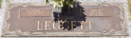 LEGGETT, AMY M - Webster County, Louisiana   AMY M LEGGETT - Louisiana Gravestone Photos