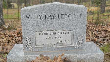 LEGGETT, WILEY RAY - Webster County, Louisiana | WILEY RAY LEGGETT - Louisiana Gravestone Photos