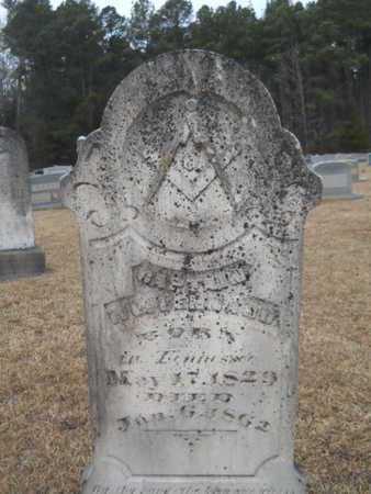 LENNARD, ISAAC LUCIUS, CAPTAIN - Webster County, Louisiana | ISAAC LUCIUS, CAPTAIN LENNARD - Louisiana Gravestone Photos