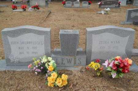 "LEWIS, JOHN SHURRELL ""JS"" - Webster County, Louisiana | JOHN SHURRELL ""JS"" LEWIS - Louisiana Gravestone Photos"