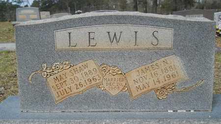 LEWIS, MAY - Webster County, Louisiana | MAY LEWIS - Louisiana Gravestone Photos