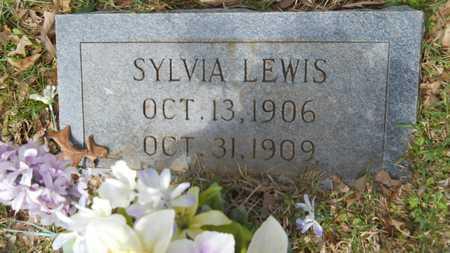 LEWIS, SYLVIA - Webster County, Louisiana | SYLVIA LEWIS - Louisiana Gravestone Photos