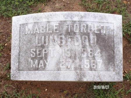 LUNSFORD, MARTHA MABLE - Webster County, Louisiana | MARTHA MABLE LUNSFORD - Louisiana Gravestone Photos