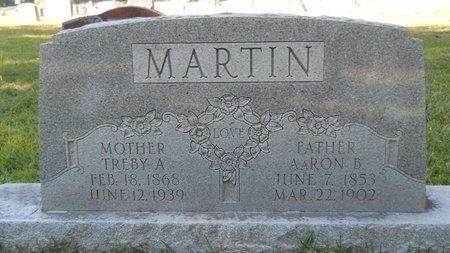 MARTIN, AARON B - Webster County, Louisiana | AARON B MARTIN - Louisiana Gravestone Photos