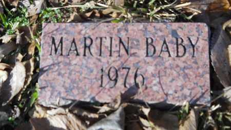 MARTIN, BABY - Webster County, Louisiana | BABY MARTIN - Louisiana Gravestone Photos