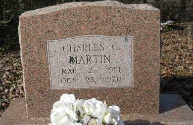MARTIN, CHARLES C - Webster County, Louisiana | CHARLES C MARTIN - Louisiana Gravestone Photos
