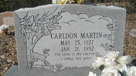 MARTIN, CARLDON - Webster County, Louisiana   CARLDON MARTIN - Louisiana Gravestone Photos