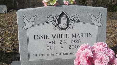 MARTIN, ESSIE - Webster County, Louisiana | ESSIE MARTIN - Louisiana Gravestone Photos