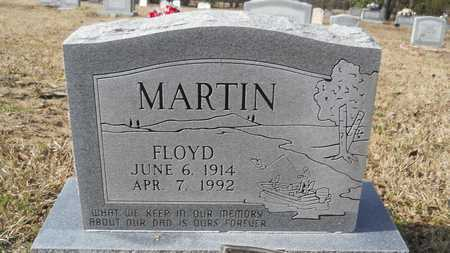 MARTIN, FLOYD - Webster County, Louisiana | FLOYD MARTIN - Louisiana Gravestone Photos