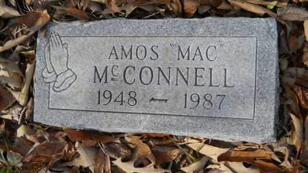 "MCCONNELL, AMOS ""MAC"" - Webster County, Louisiana 